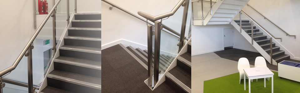Staircases amd Balustrades